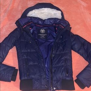 American Eagle Outfitters size XS dark blue